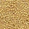 MH3557 - Satin Old Gold - Antique Seed Beads